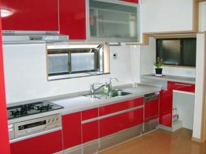 キッチン清掃のイメージ