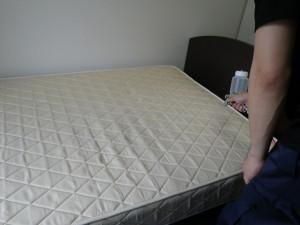 イオンの活性パワー・強力洗浄で長期消臭・抗菌コーティングでベッドも清潔長持ち!